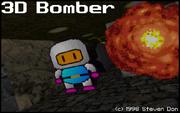3D Bomberman